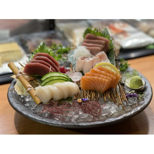 Sashimi Variados 5 clases