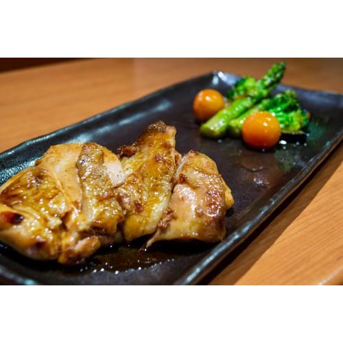 Teriyaki de Pollo con especias japonesas