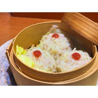 Syumai: Bolitas de pulpo al vapor con salsa ponzu (3 unidades)